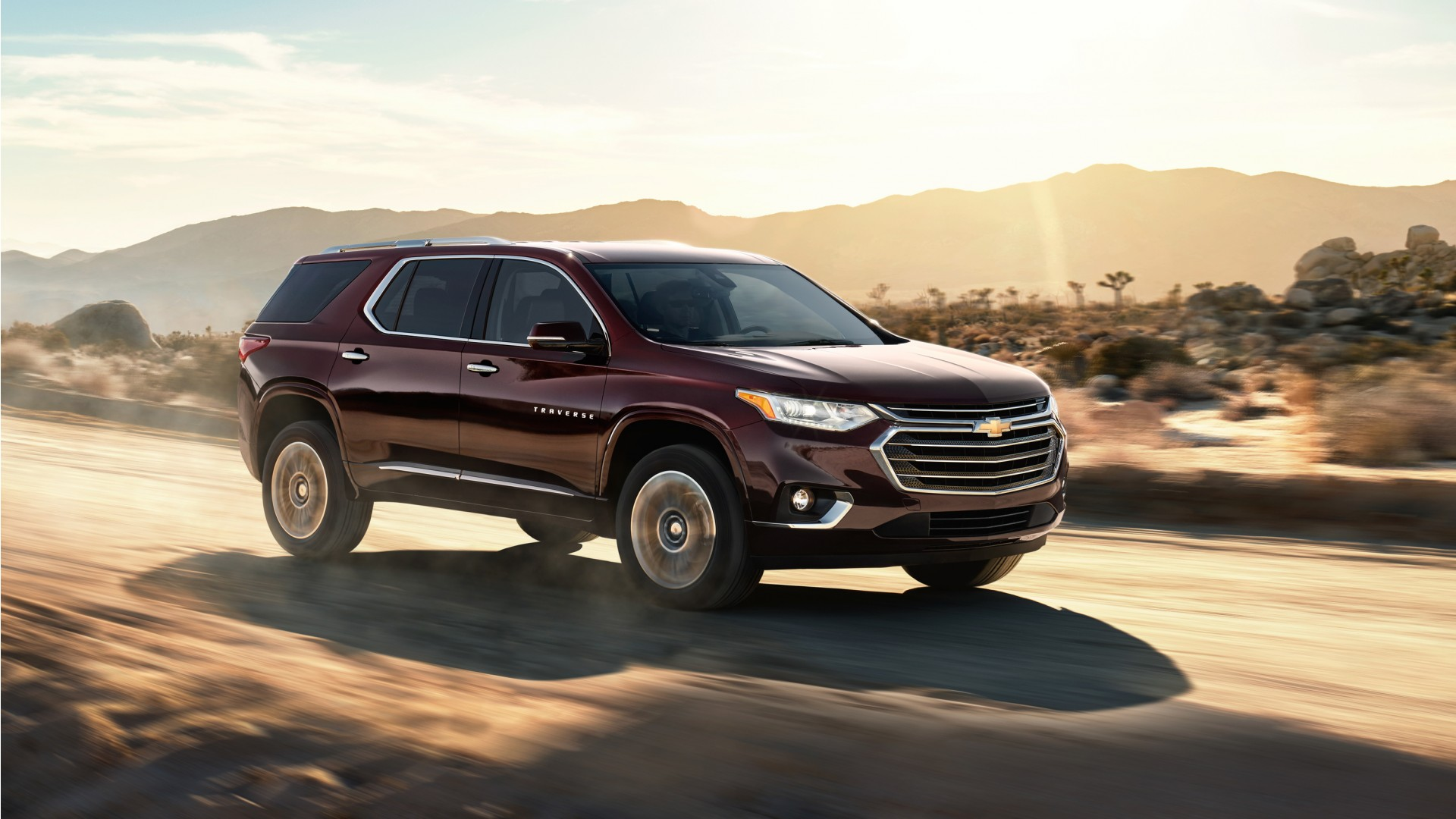 2018 Chevrolet Traverse Wallpaper | HD Car Wallpapers | ID #8064