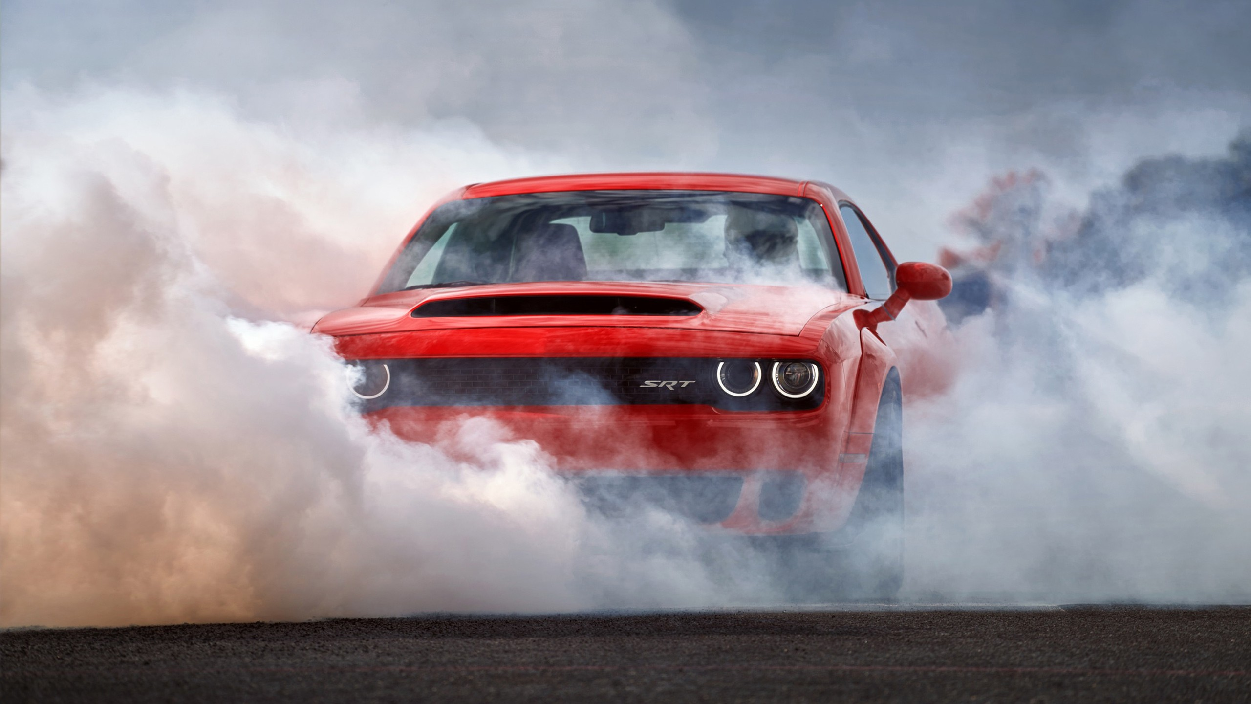 2018 Dodge Challenger Srt Demon Wallpaper Hd Car