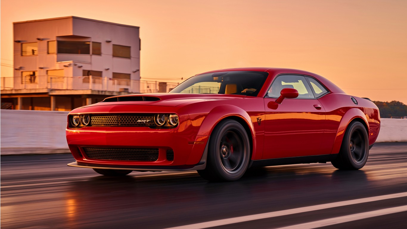 Dodge Demon Wallpaper >> 2018 Dodge Challenger SRT Demon 10 Wallpaper | HD Car Wallpapers | ID #8018