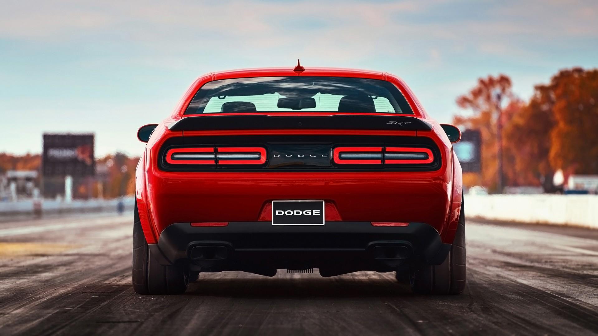 Dodge Srt Demon >> 2018 Dodge Challenger SRT Demon 7 Wallpaper | HD Car Wallpapers | ID #7892