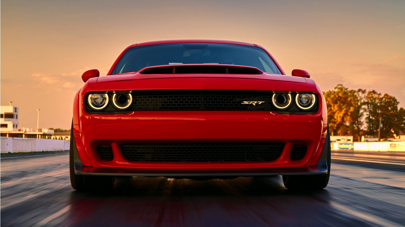 2017 Challenger Hellcat >> 2018 Dodge Challenger SRT Demon 9 Wallpaper | HD Car Wallpapers | ID #8013