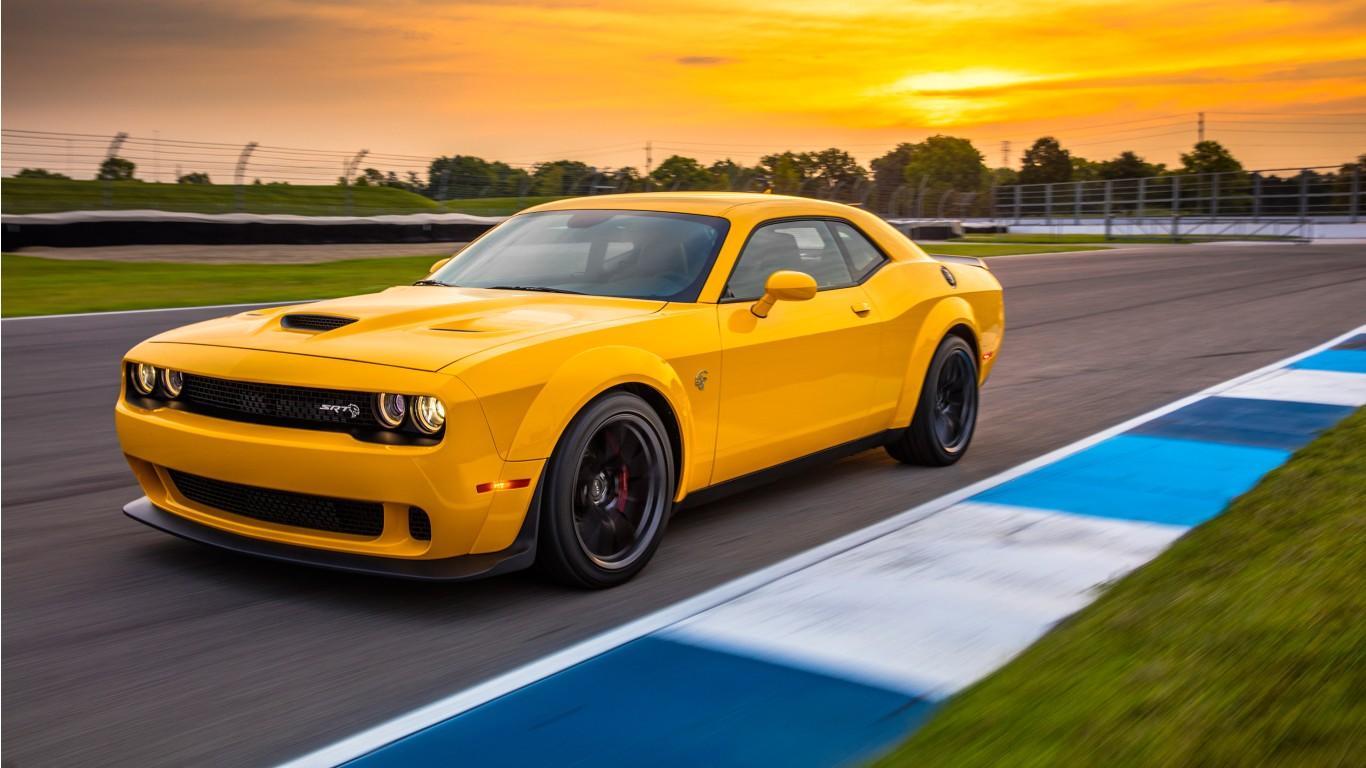 Dodge Challenger Srt Hellcat Wallpaper Hd >> 2018 Dodge Challenger SRT Hellcat Widebody 6 Wallpaper | HD Car Wallpapers | ID #8014