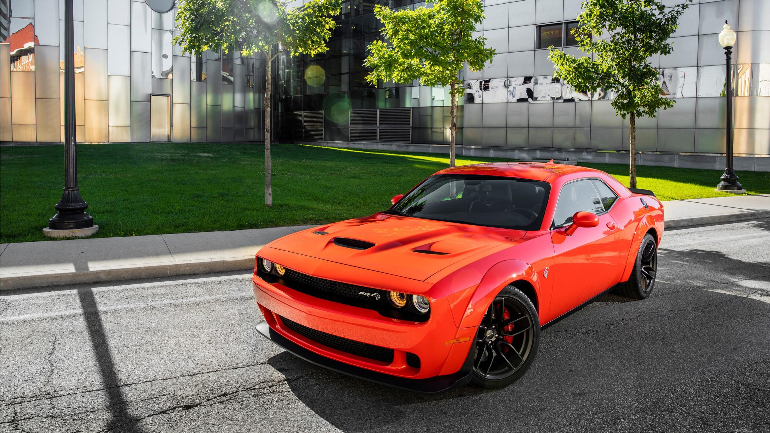 Go Mango Charger >> 2018 Dodge Challenger SRT Hellcat Widebody 7 Wallpaper | HD Car Wallpapers | ID #8012