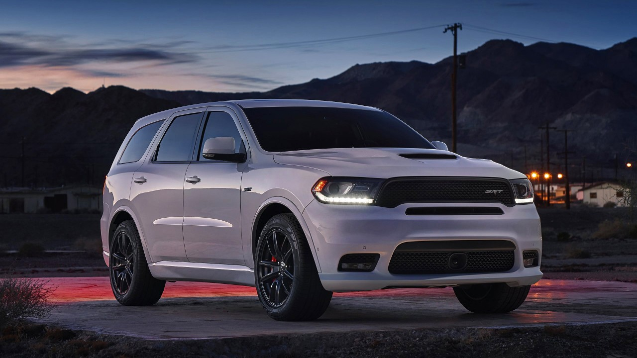 2018 dodge durango srt wallpaper hd car wallpapers id 7348. Black Bedroom Furniture Sets. Home Design Ideas