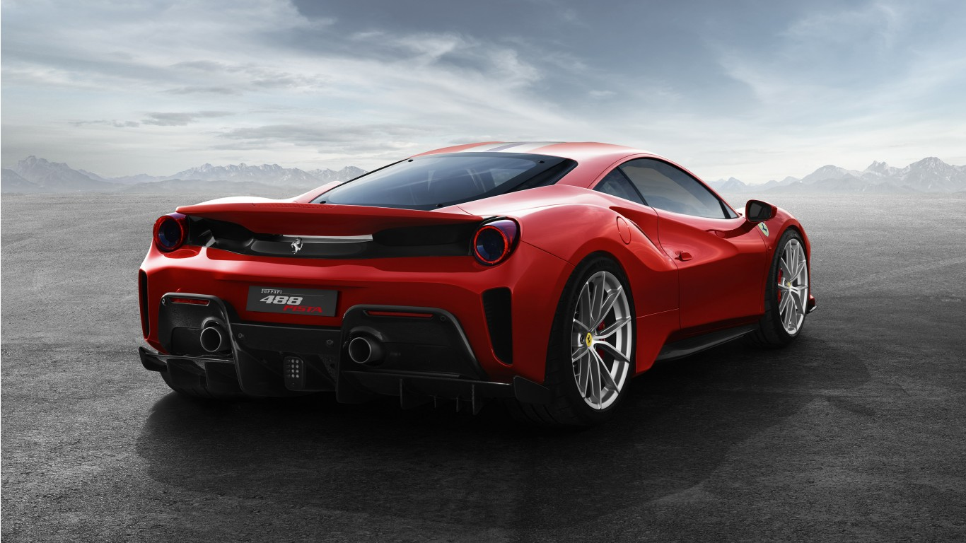 2018 Ferrari 488 Pista 4k 4 Wallpaper Hd Car Wallpapers