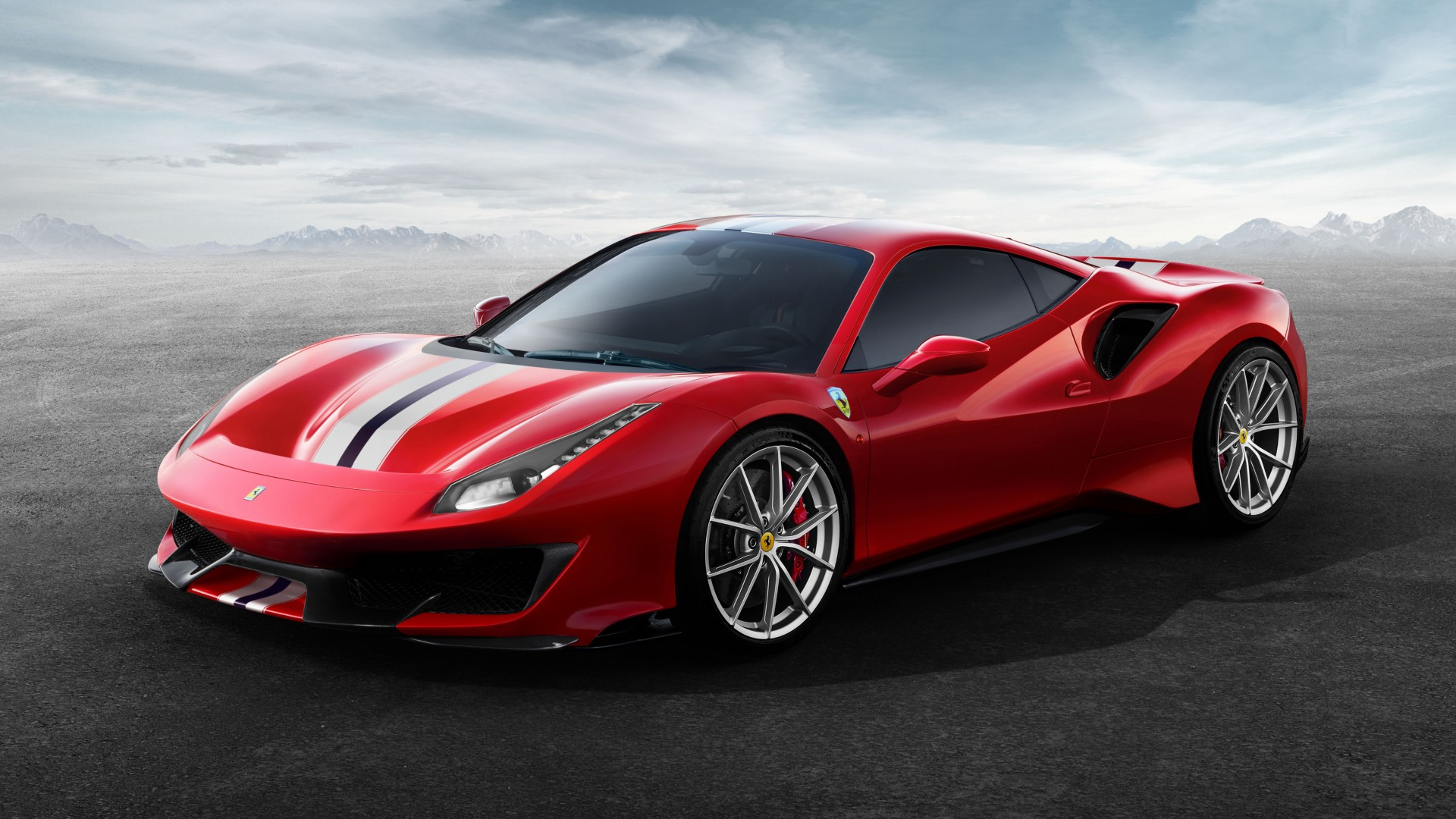 2018 Ferrari 488 Pista 4K 5 Wallpaper | HD Car Wallpapers | ID #9654