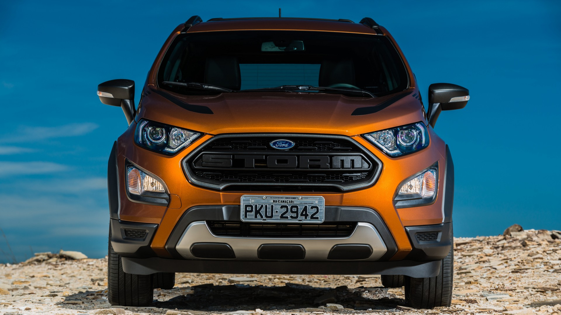 2018 Ford EcoSport Storm 4K 3 Wallpaper | HD Car ...