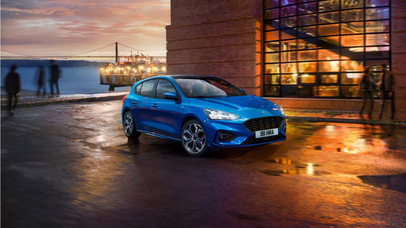 2018 Ford Focus ST Line 4K 2 Wallpaper   HD Car Wallpapers ...