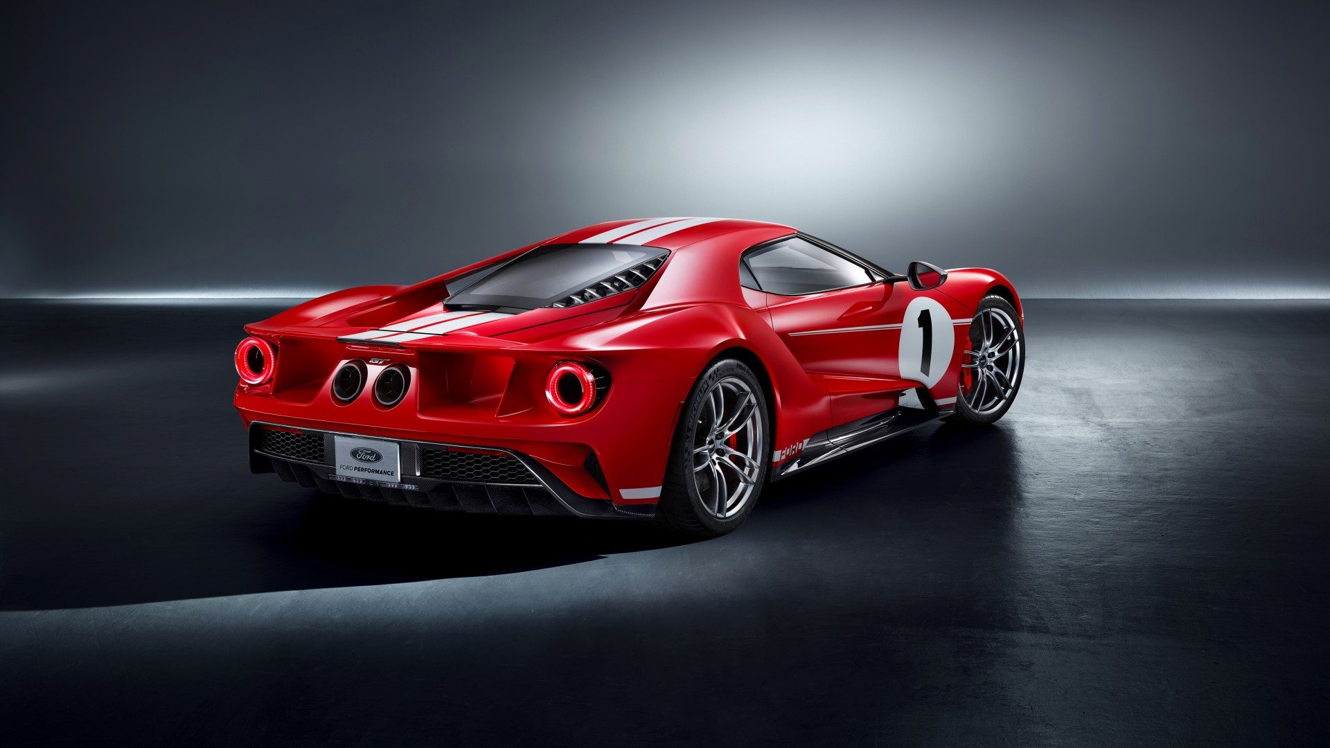 2018 Ford Gt 67 Heritage Edition 4k 2 Wallpaper Hd Car