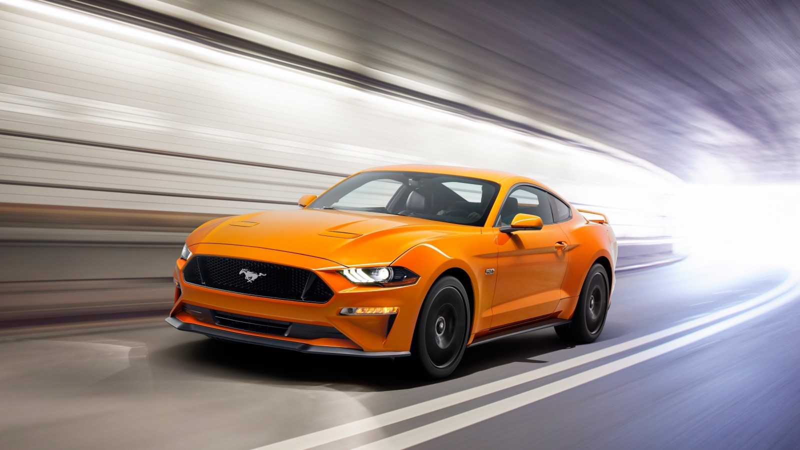 Ford Mustang Ecoboost >> 2018 Ford Mustang 4K 8K Wallpaper | HD Car Wallpapers | ID ...