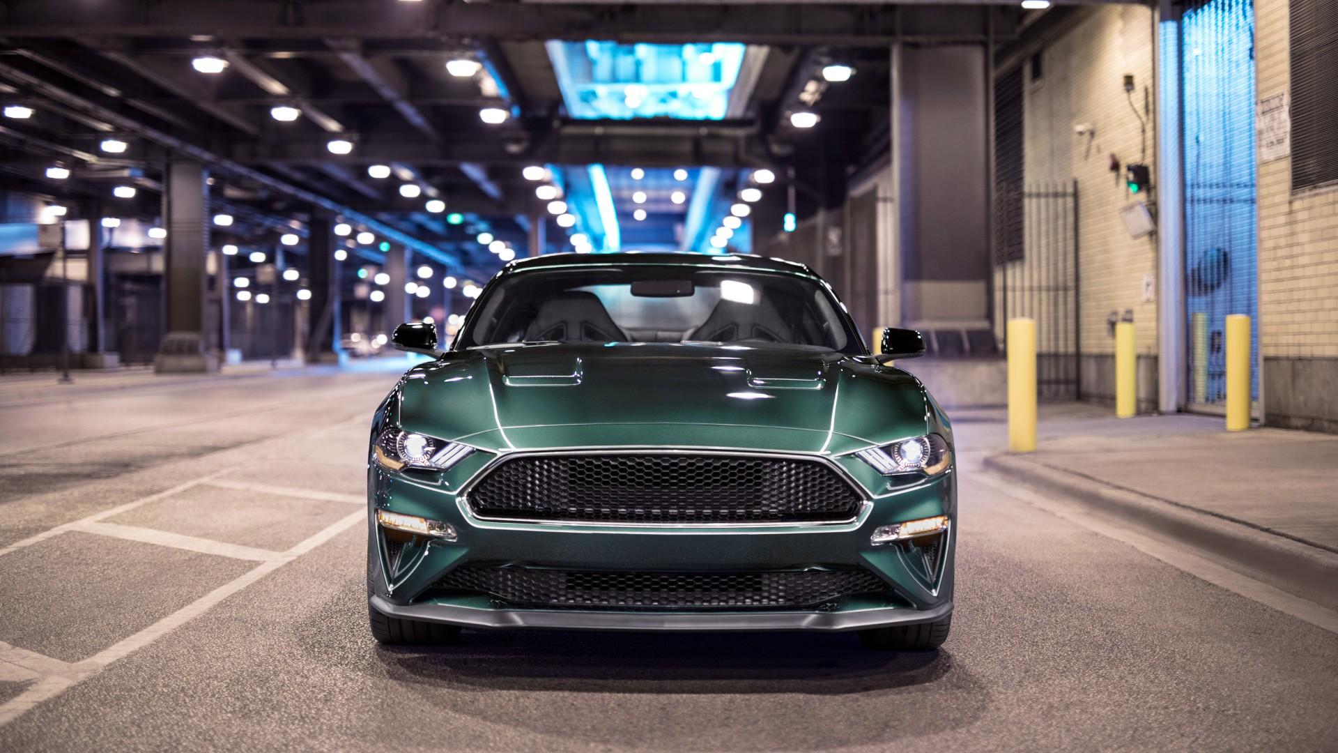 2018 Ford Mustang Bullitt 4k Wallpaper Hd Car Wallpapers