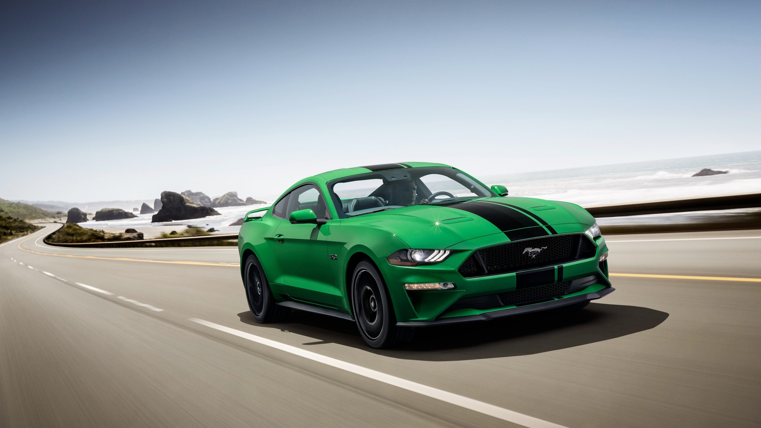 2018 Ford Mustang GT Fastback 4K Wallpaper | HD Car Wallpapers | ID #10006
