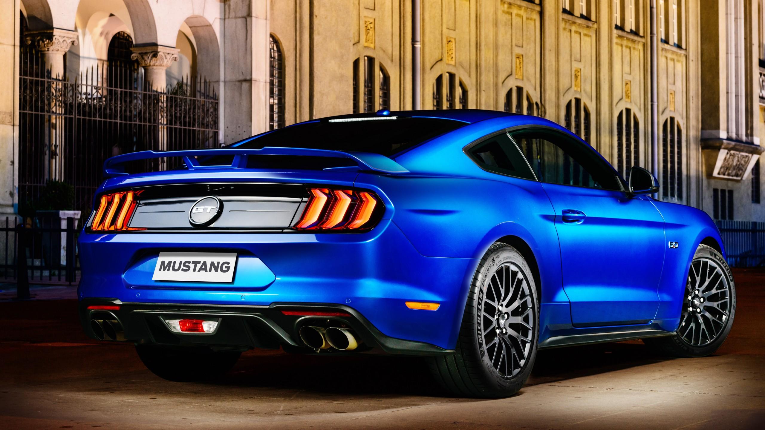 2018 Ford Mustang Gt Fastback 4k 12 Wallpaper Hd Car