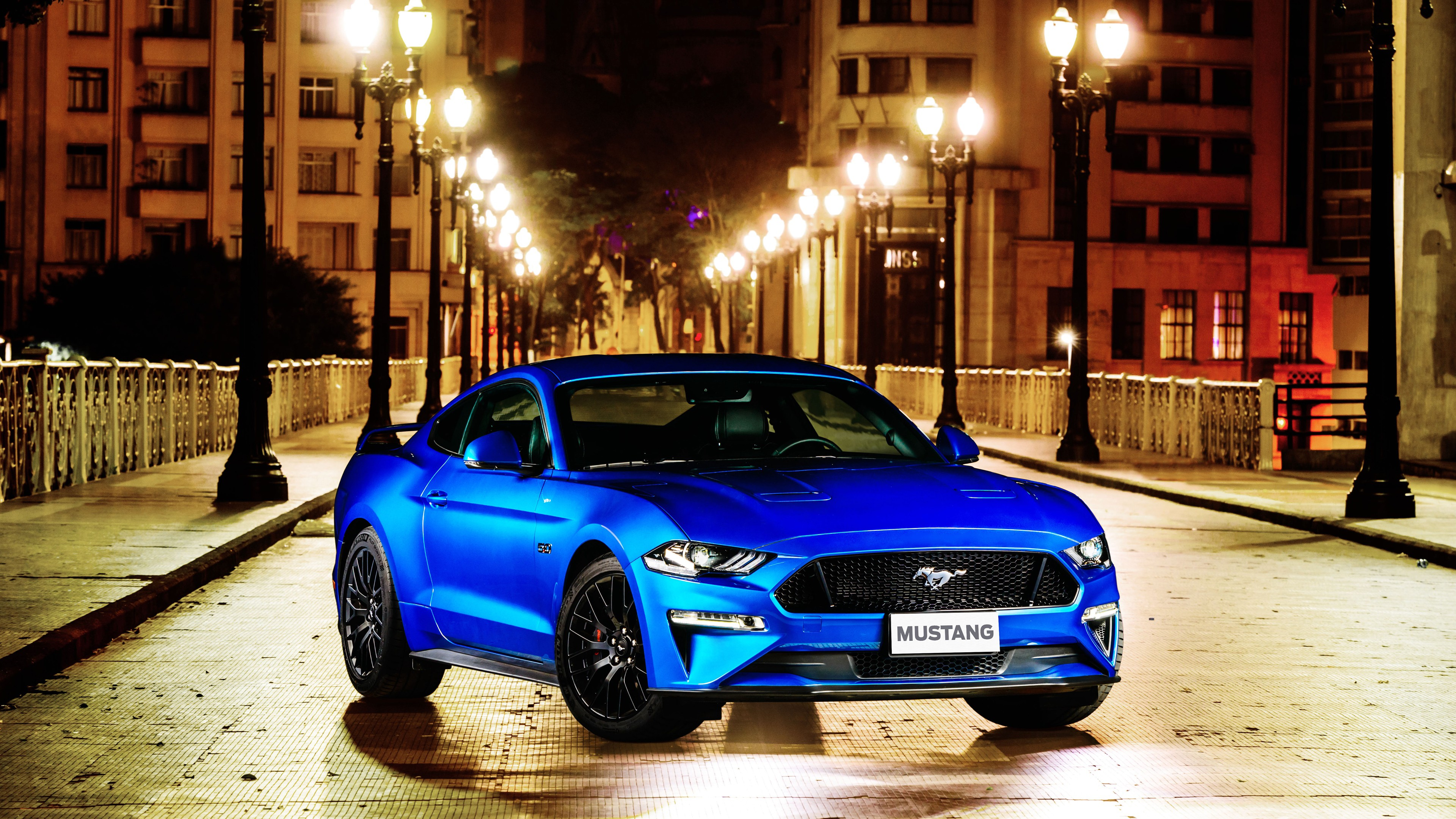 Wallpaper Ford Mustang 2018 Hd Automotive Cars 5863: 2018 Ford Mustang GT Fastback 4K 8 Wallpaper