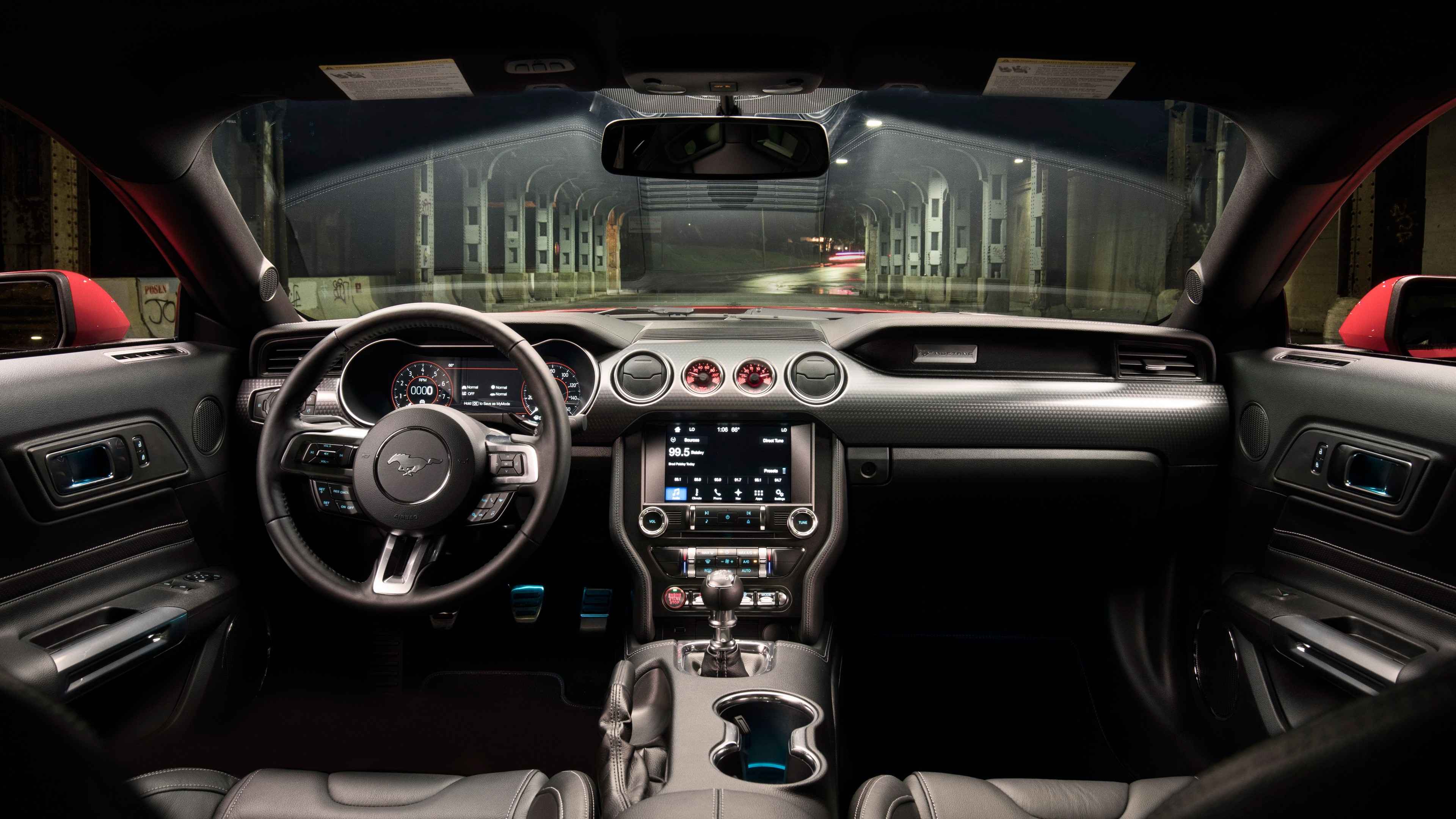 2018 Ford Mustang GT Level 2 Performance Pack 4K Interior ...