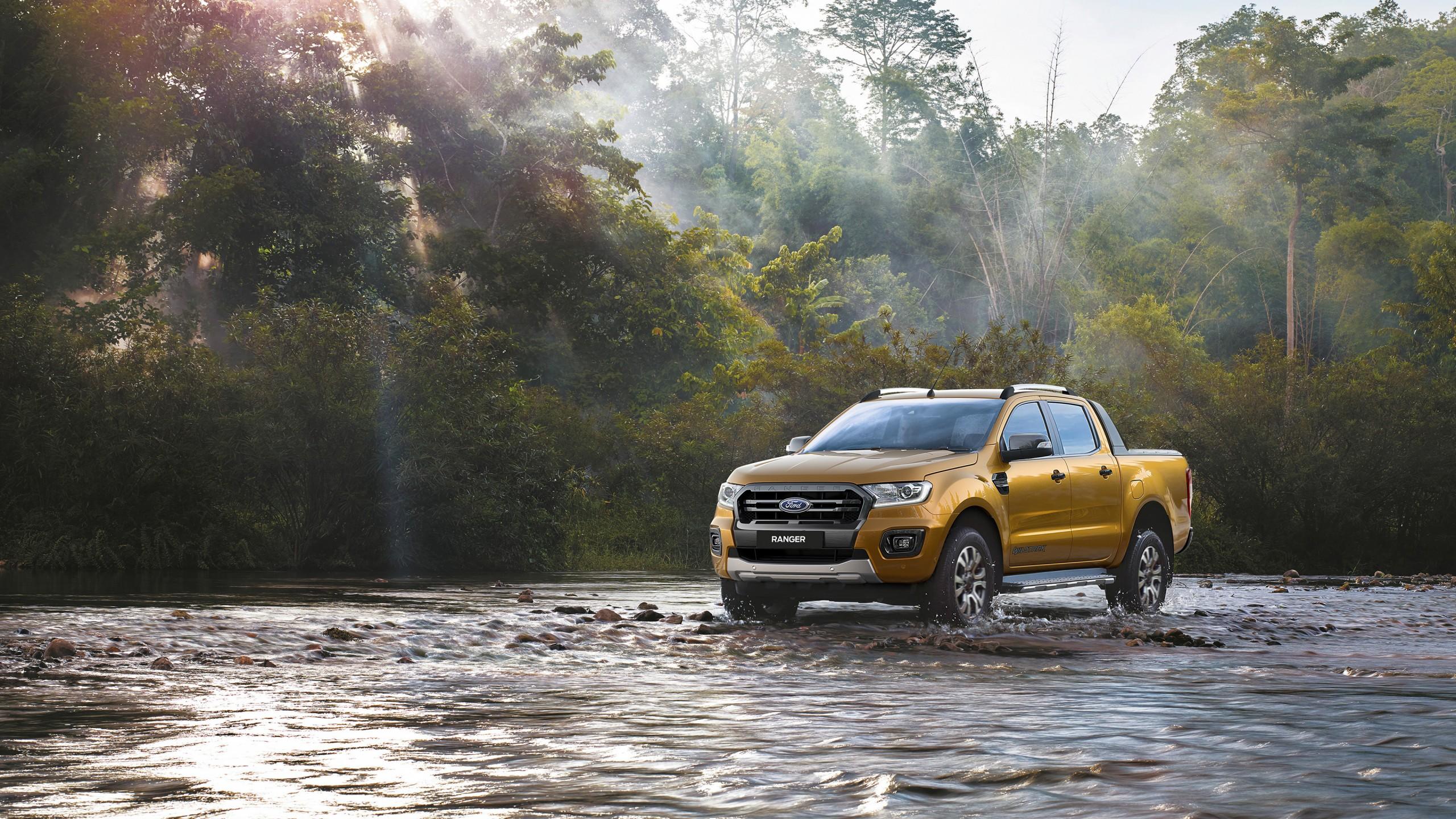 2018 Ford Ranger Wildtrak 4K Wallpaper | HD Car Wallpapers ...