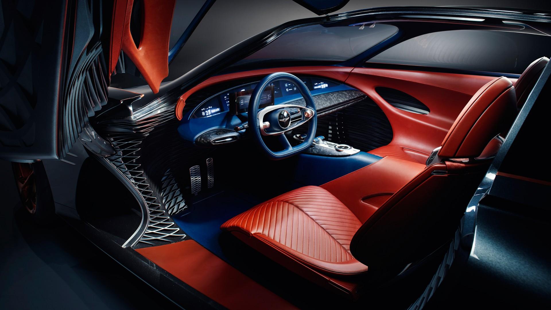 2018 Genesis Essentia Concept 2 Wallpaper   HD Car ...