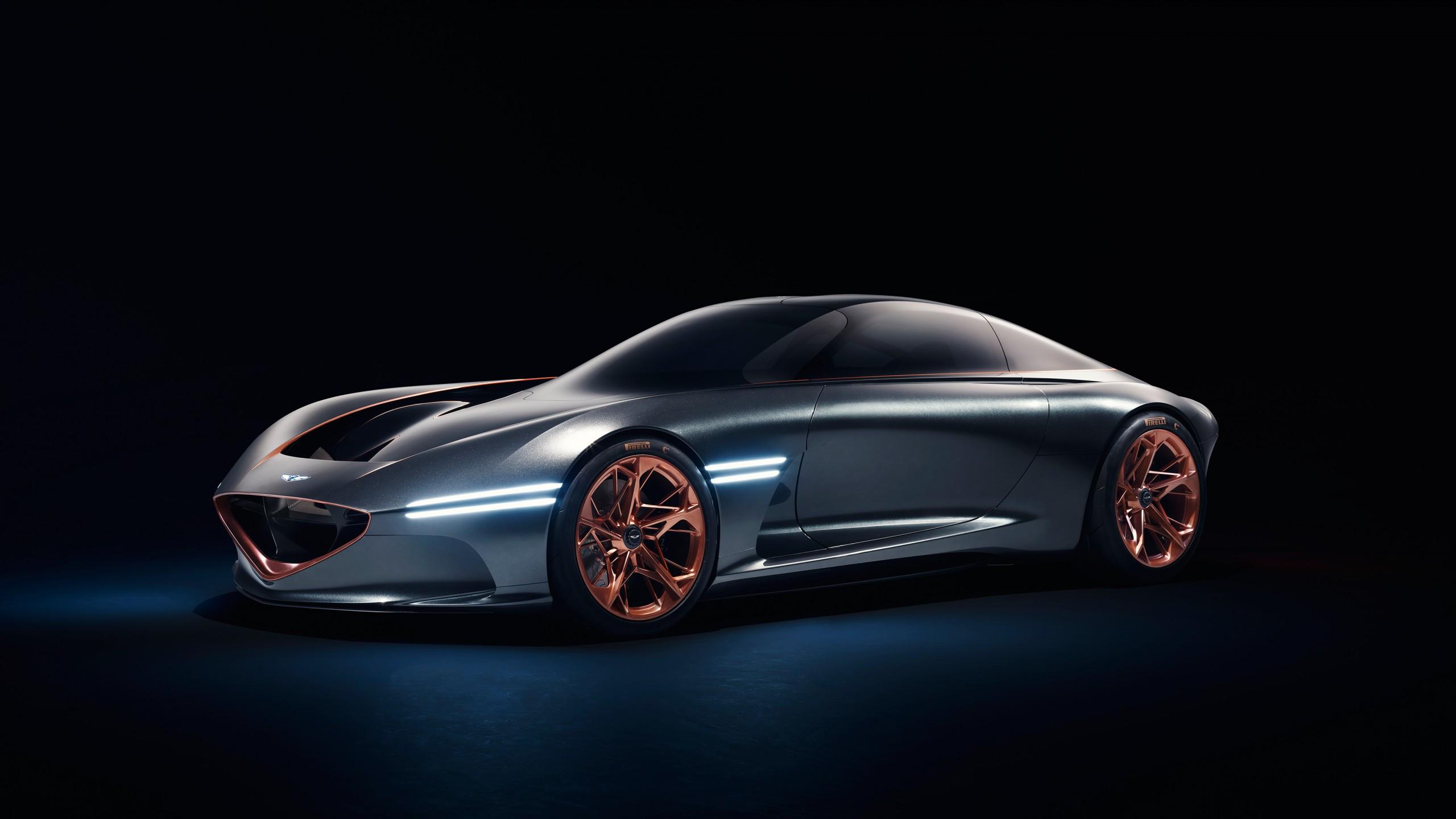 2018 Genesis Essentia Concept 4K 5 Wallpaper | HD Car ...