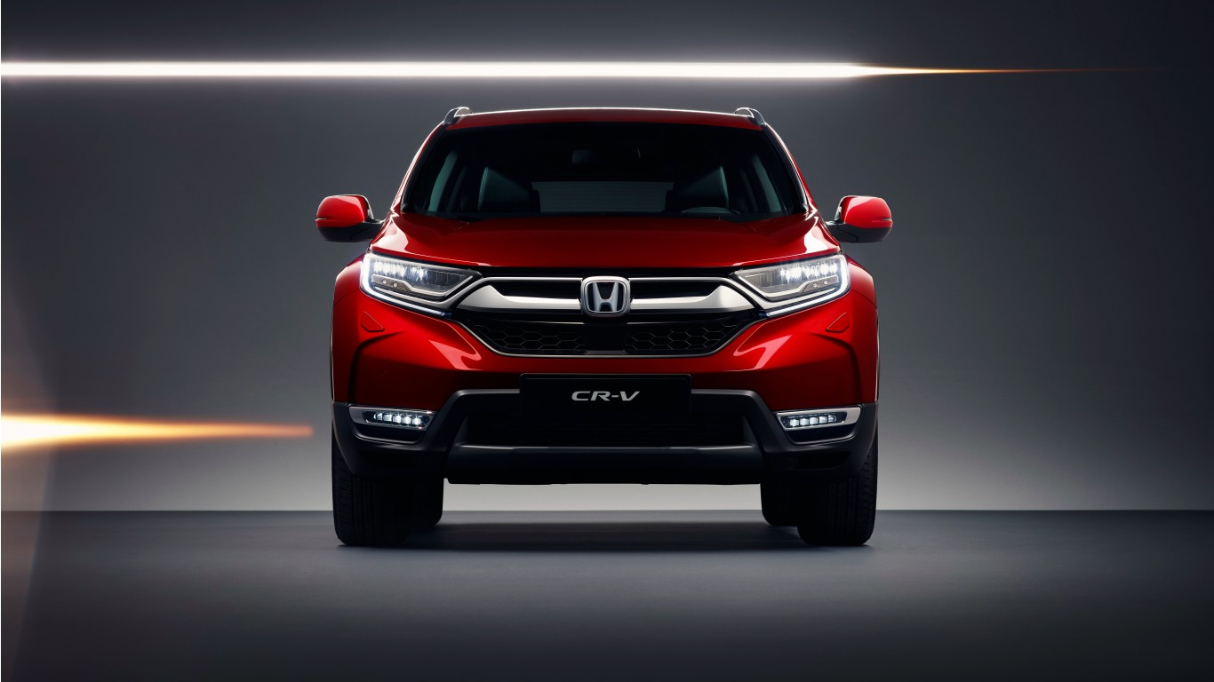 2018 Honda Cr V 4k 2 Wallpaper Hd Car Wallpapers Id 9926