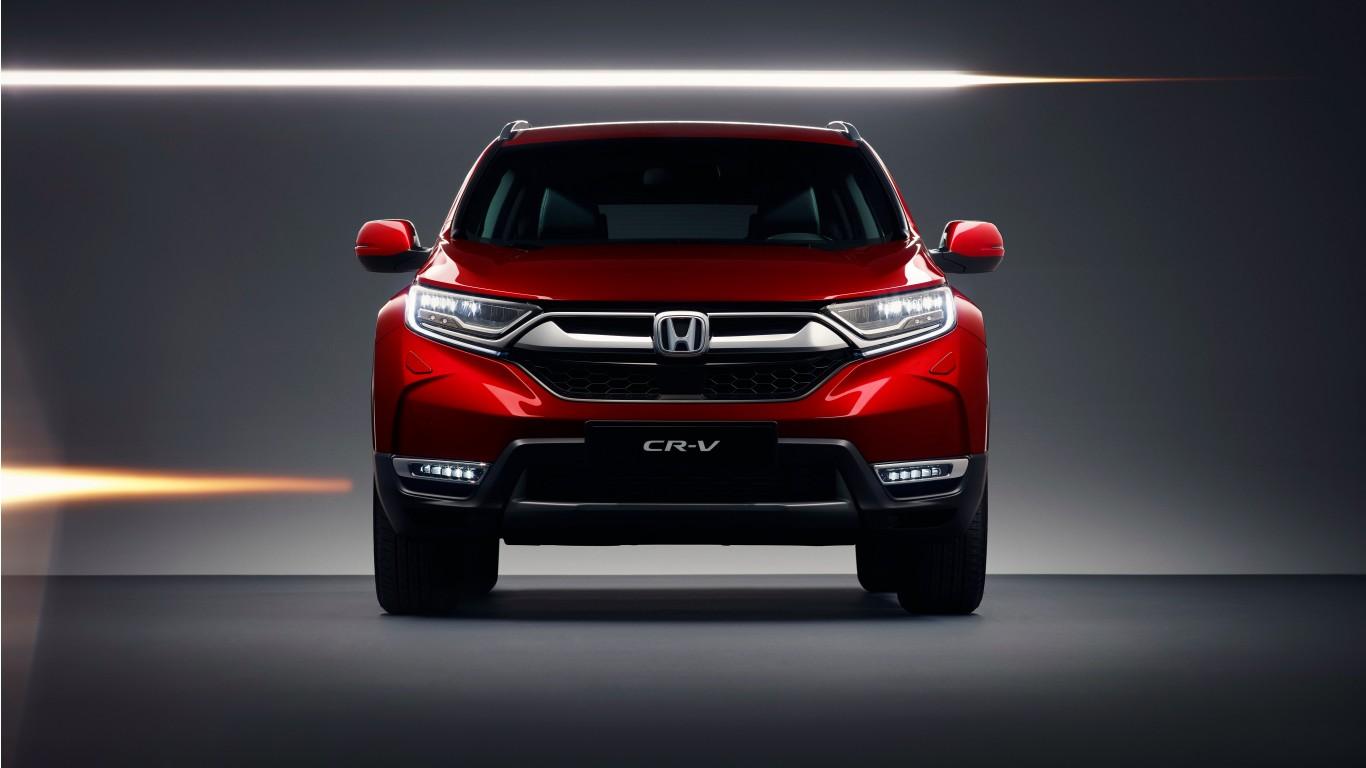2018 Honda Cr V 4k 2 Wallpaper Hd Car Wallpapers Id 9926