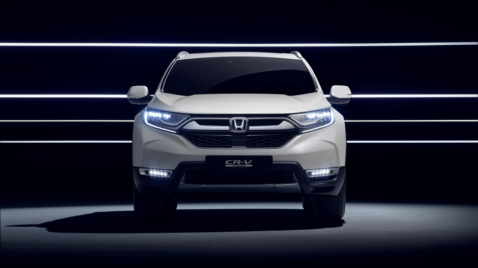 2018 Honda CR V Hybrid Prototype 4K Wallpaper | HD Car Wallpapers | ID #8453