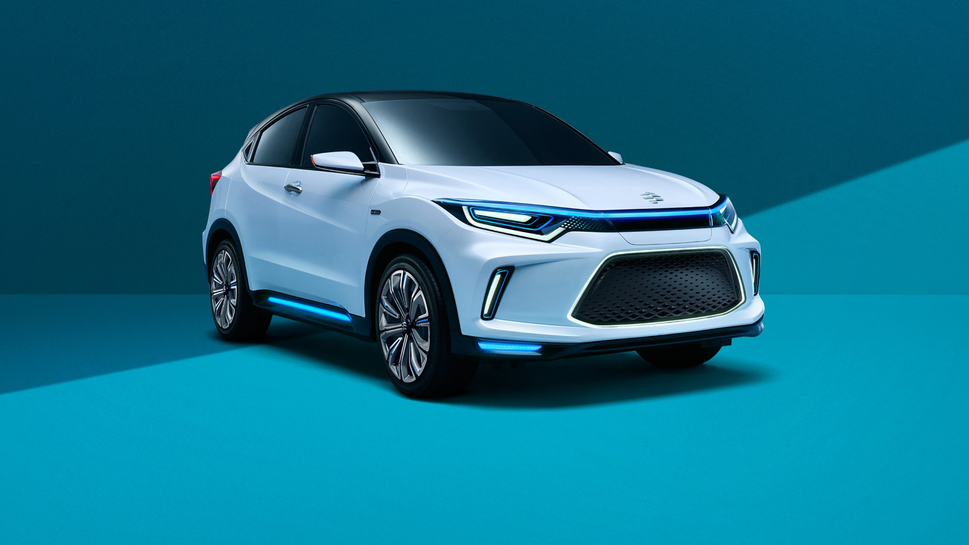 2018 Honda Everus Ev Concept Wallpaper Hd Car Wallpapers