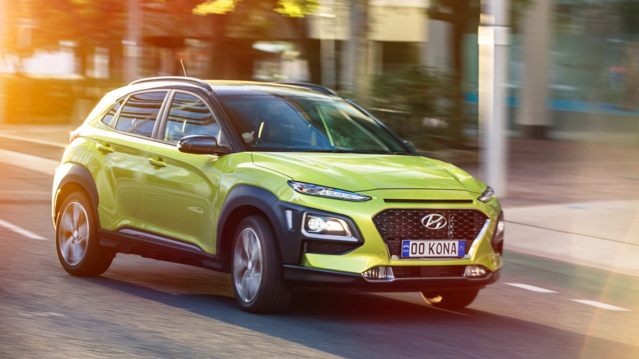 2018 Hyundai Kona 4K 2 Wallpaper | HD Car Wallpapers | ID ...