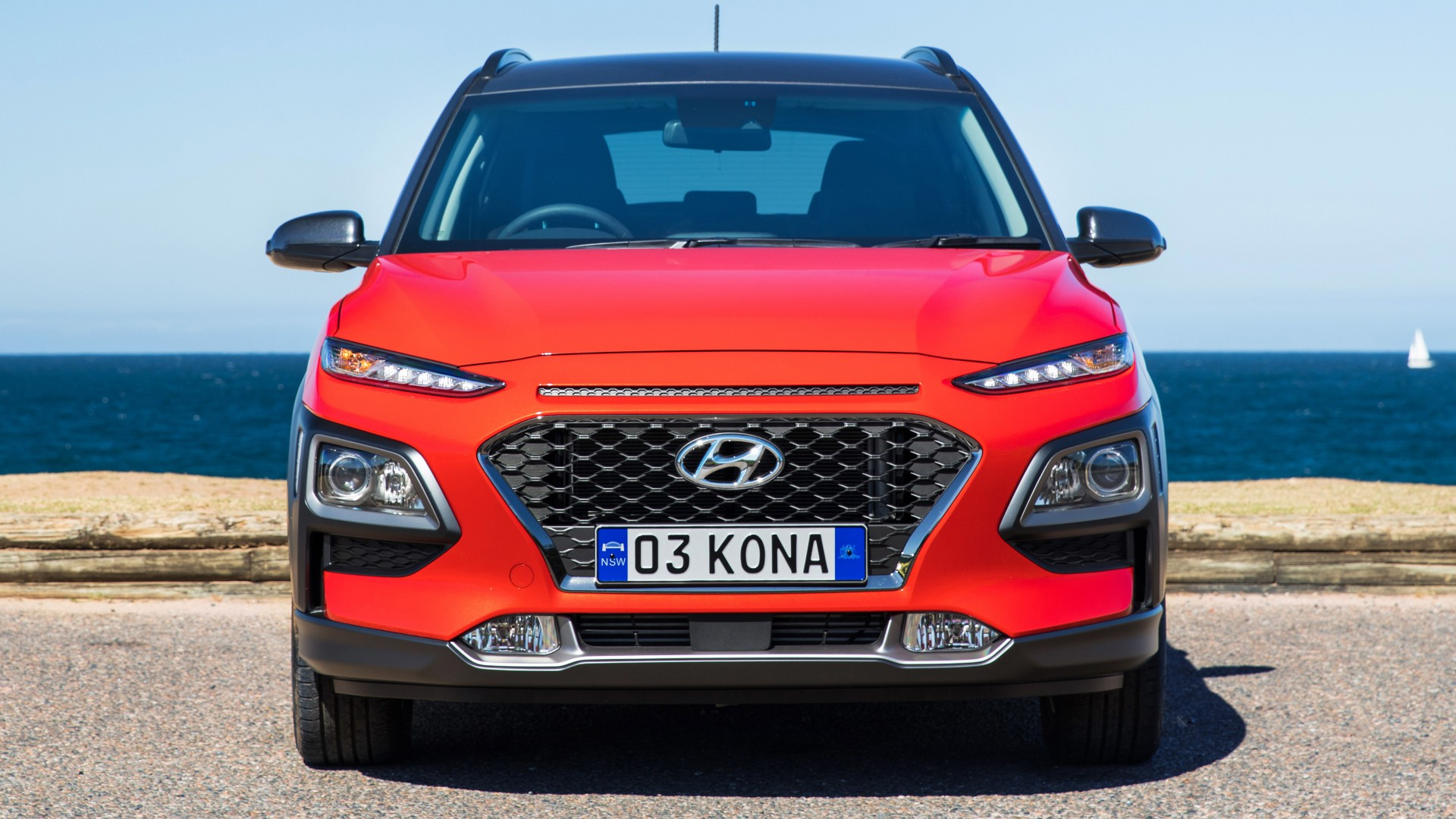 2018 Hyundai Kona 4k 3 Wallpaper Hd Car Wallpapers Id