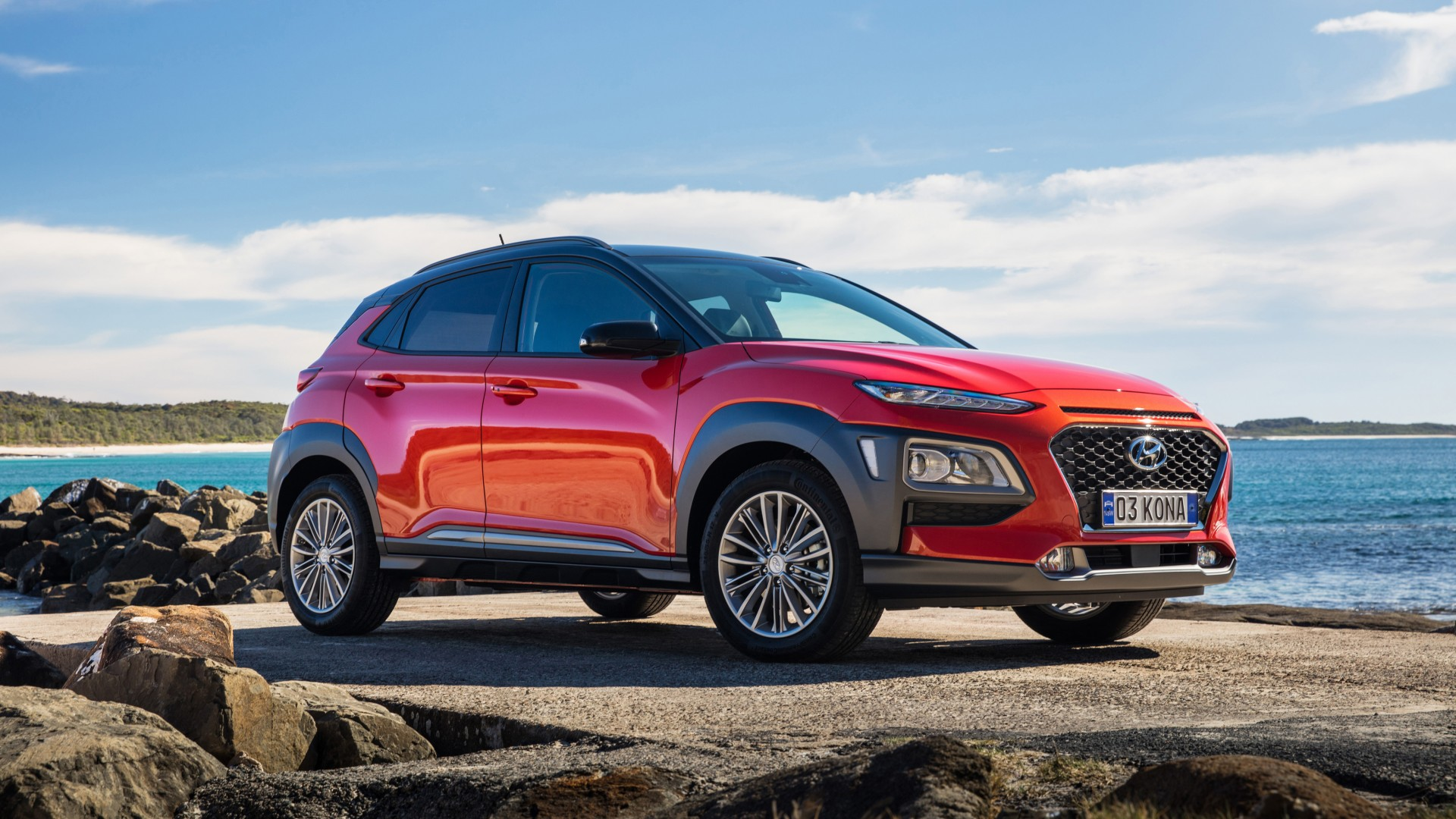 2018 Hyundai Kona 4k 4 Wallpaper Hd Car Wallpapers Id 8816