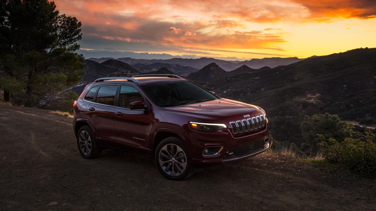 2018 Jeep Cherokee Overland 2 Wallpaper   HD Car ...