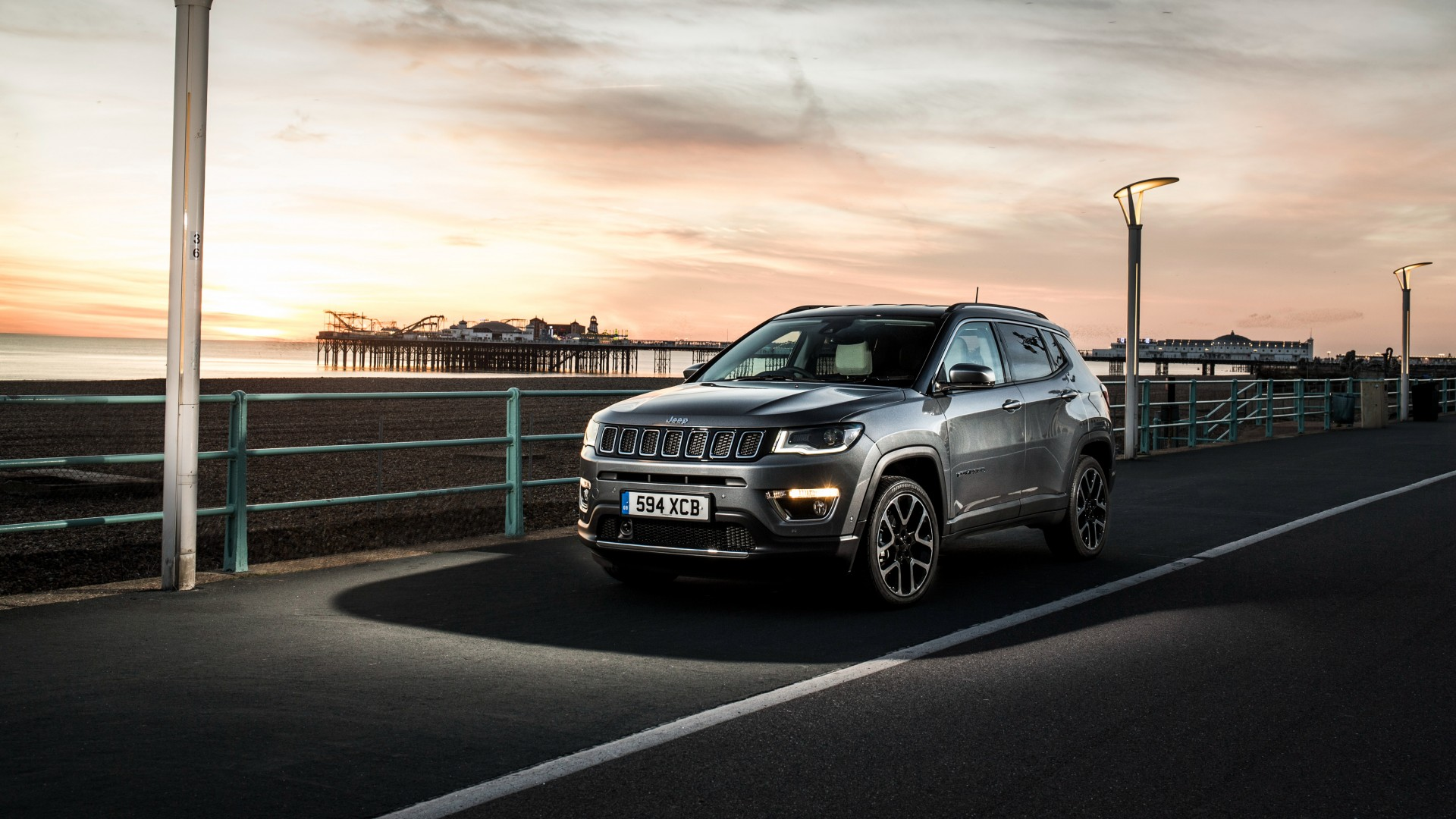 2018 Jeep Compass Limited 4K Wallpaper   HD Car Wallpapers ...