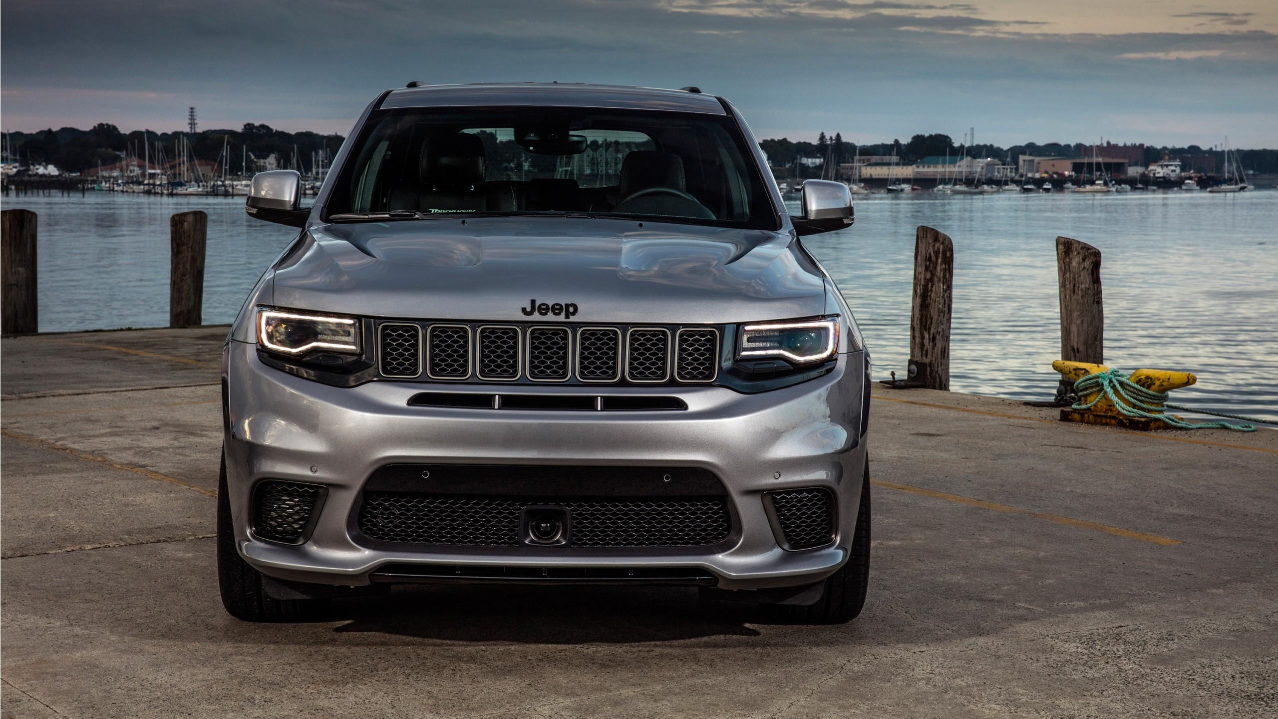 2018 Jeep Grand Cherokee Trackhawk 3 Wallpaper | HD Car ...