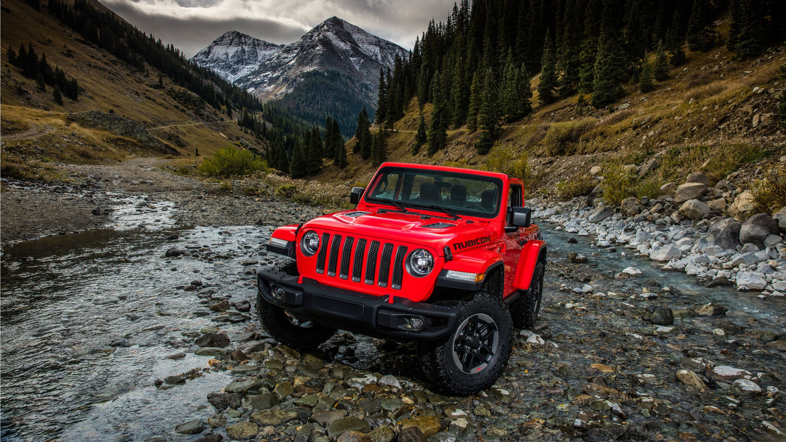 2017 Jeep Grand Cherokee Srt >> 2018 Jeep Wrangler Rubicon Wallpaper | HD Car Wallpapers ...