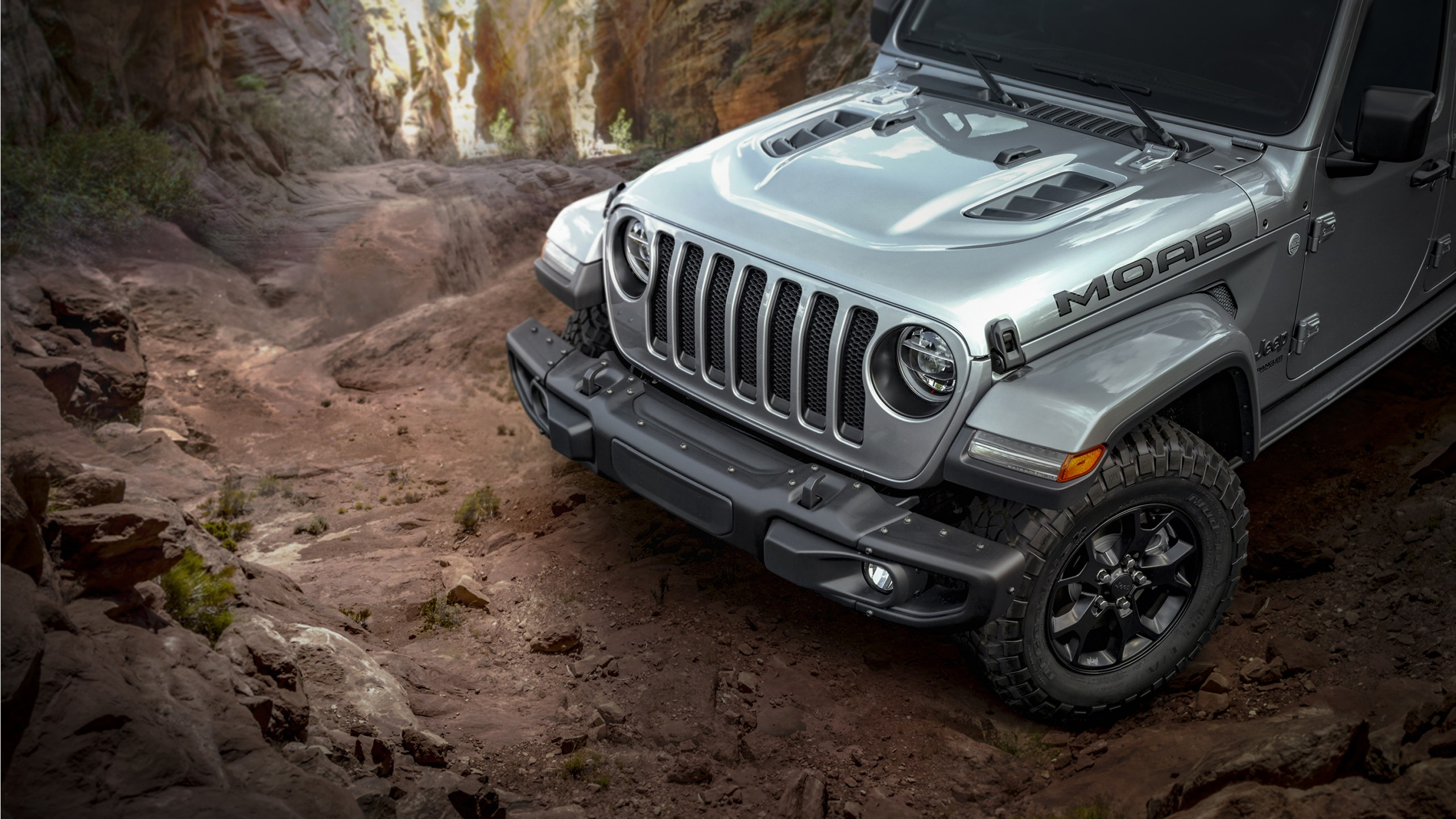2017 Jeep Wrangler Unlimited Sahara >> 2018 Jeep Wrangler Unlimited Moab Edition 2 Wallpaper | HD Car Wallpapers | ID #11164