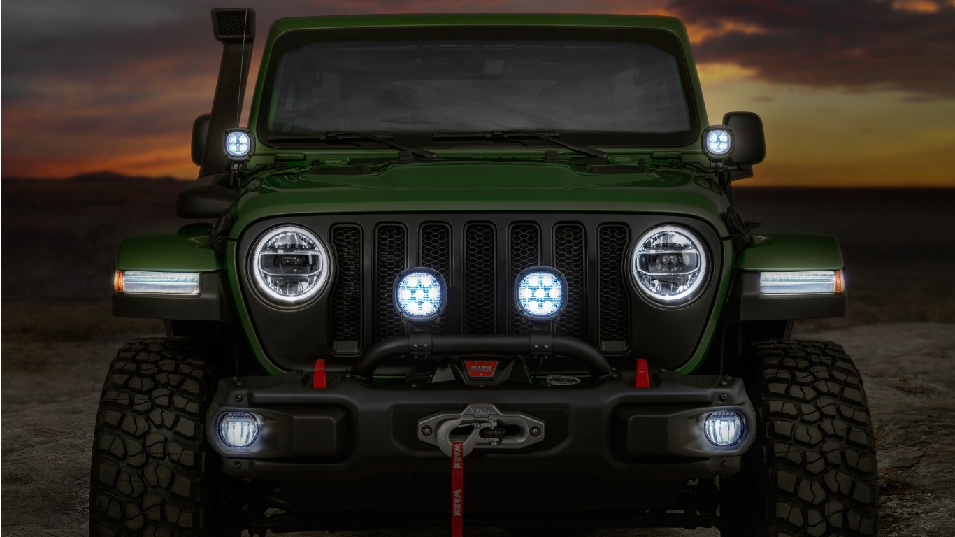 2018 Jeep Wrangler Unlimited Rubicon Moparized 2 Wallpaper ...
