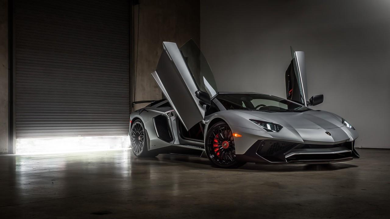 2018 Lamborghini Aventador Lp 750 Sv 4k Wallpaper Hd Car Wallpapers Id 9321