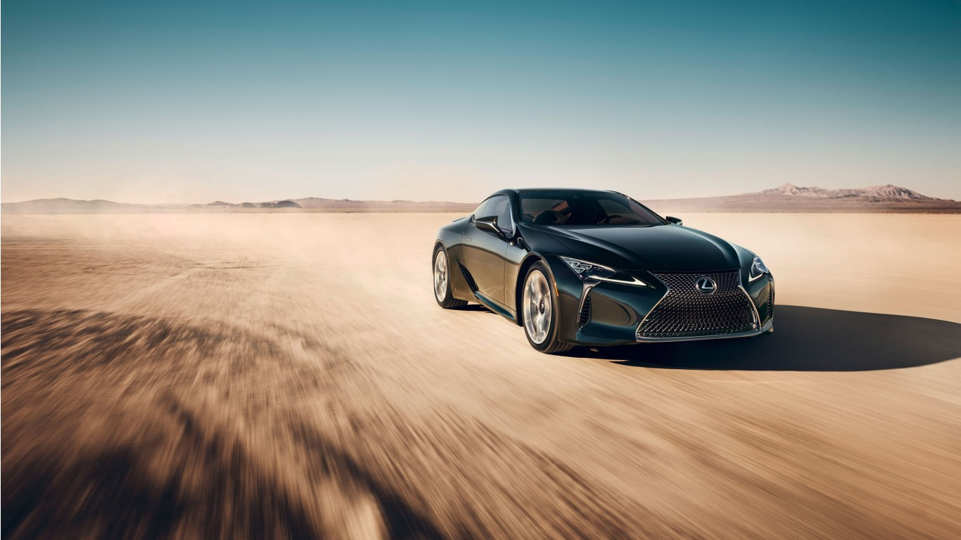 2018 Lexus Lc 500 11 Wallpaper Hd Car Wallpapers Id 8056