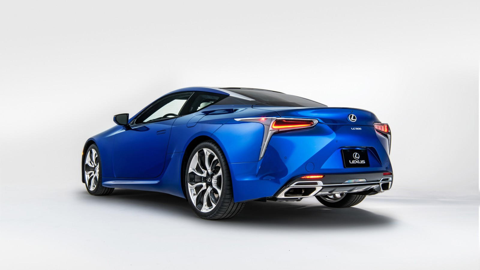 2018 Lexus LC 500 Inspiration Series 2 Wallpaper