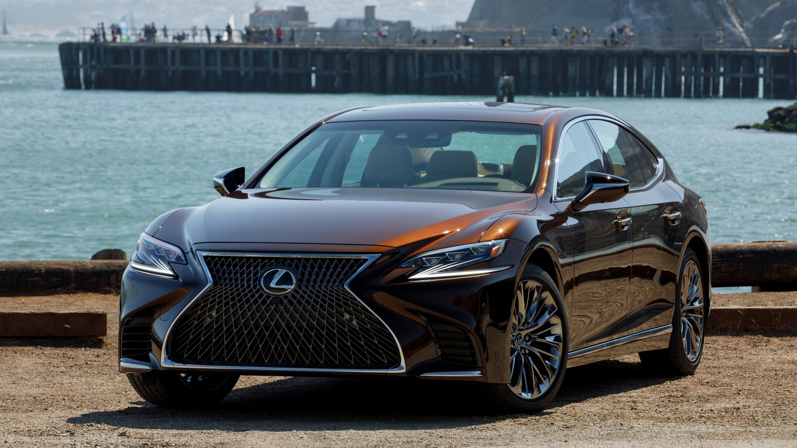 Lexus F Sport >> 2018 Lexus LS 500 AWD 4K Wallpaper | HD Car Wallpapers ...