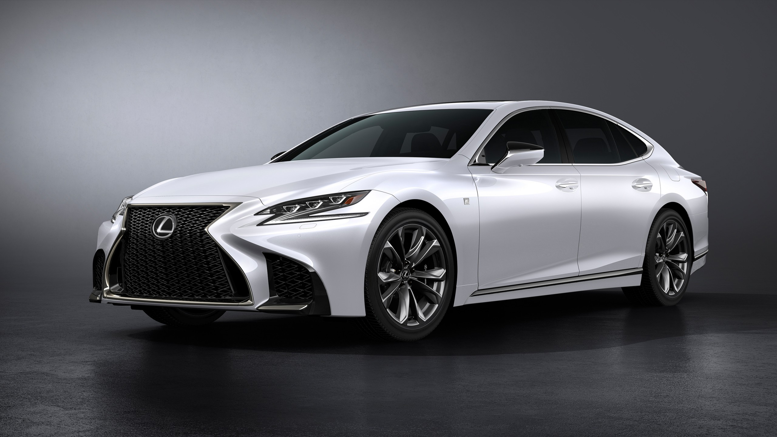 Lexus Nx F Sport 2018 >> 2018 Lexus LS 500 F Sport Wallpaper | HD Car Wallpapers | ID #7715