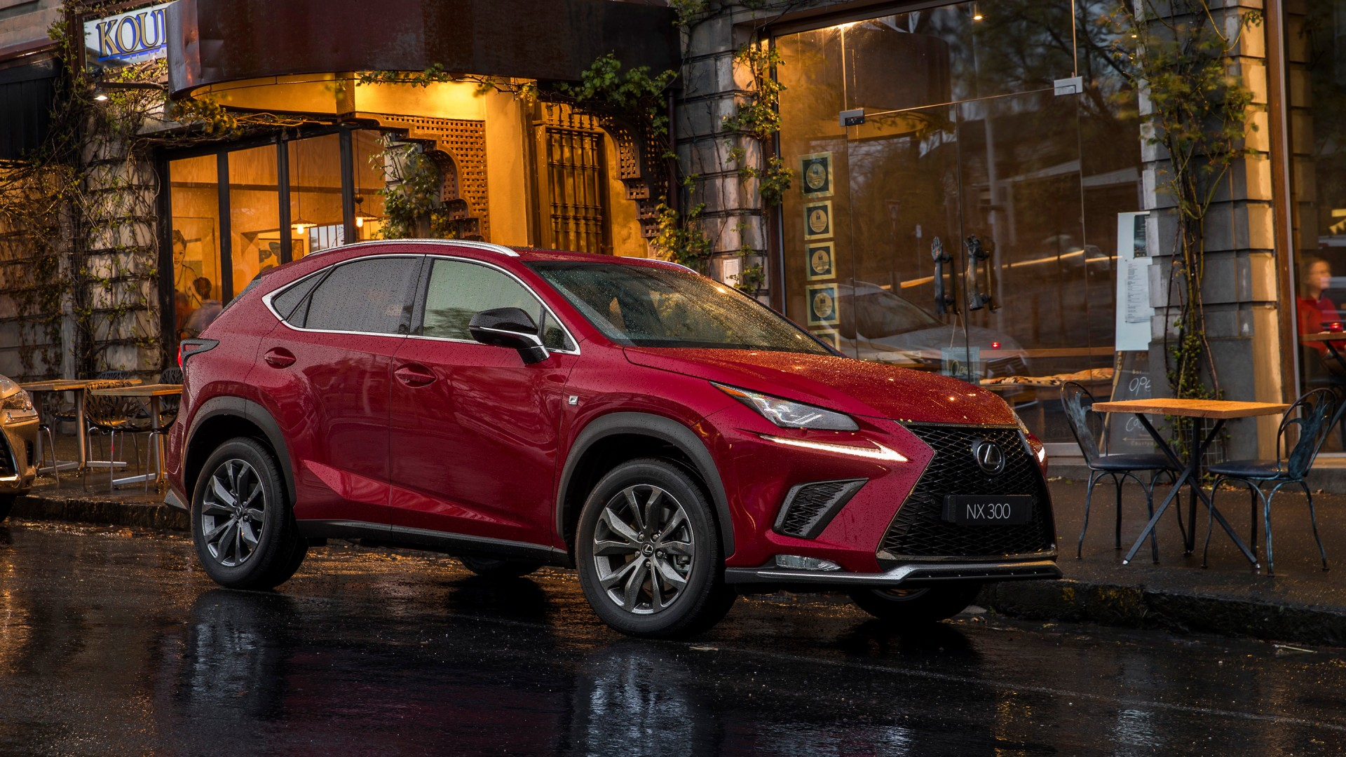 2018 Lexus NX 300 F Sport Wallpaper | HD Car Wallpapers ...