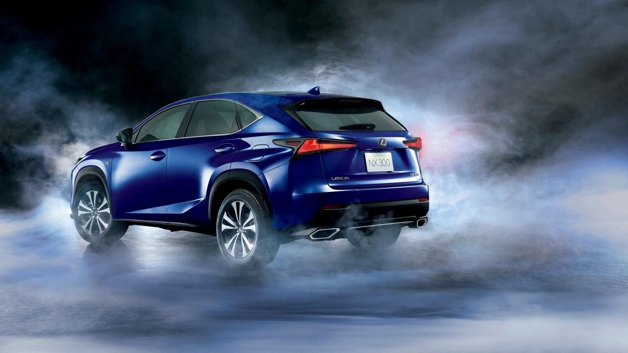 2018 Lexus NX 300 F Sport 3 Wallpaper | HD Car Wallpapers ...