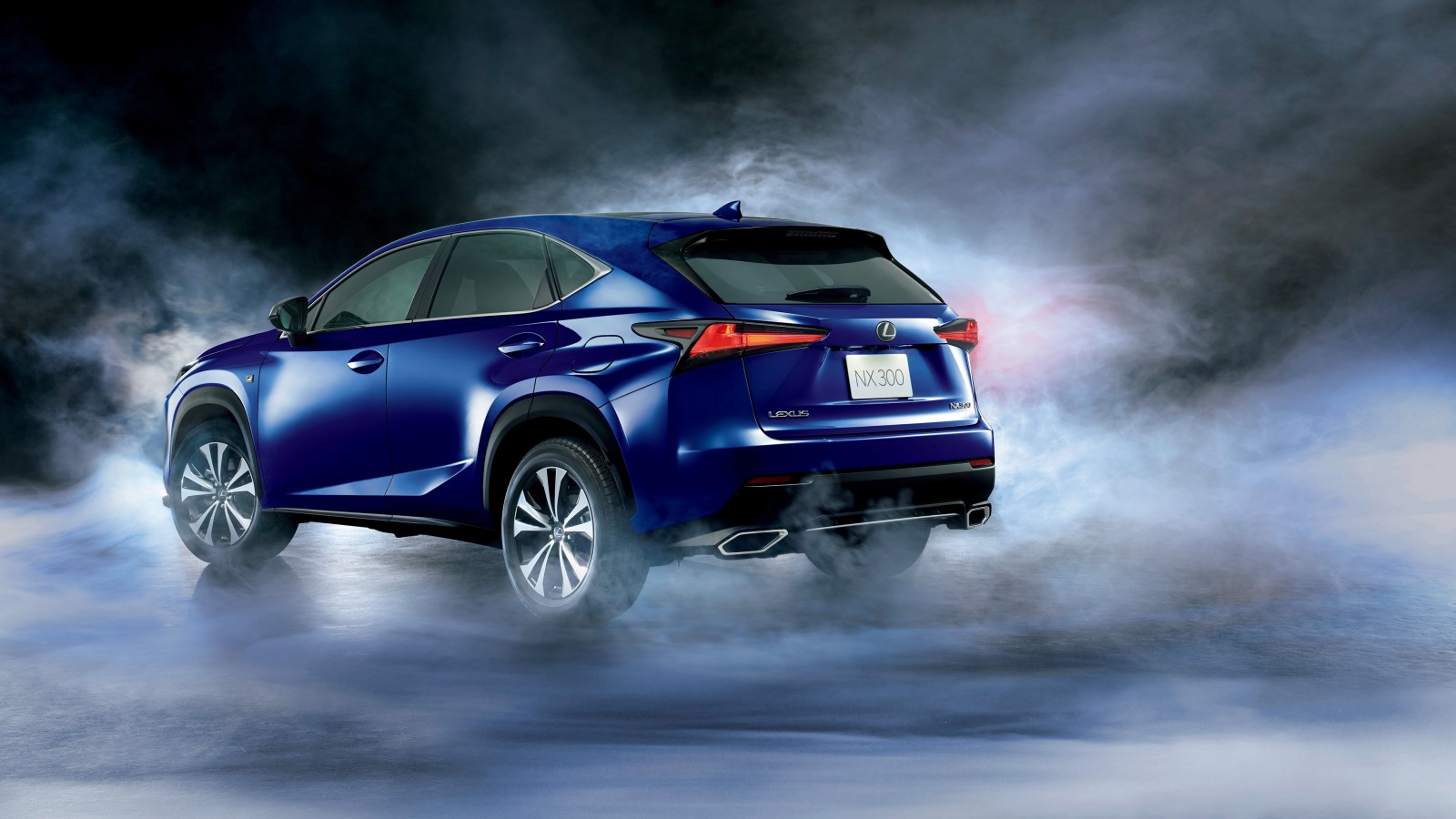 2018 Lexus Nx 300 F Sport 3 Wallpaper Hd Car Wallpapers