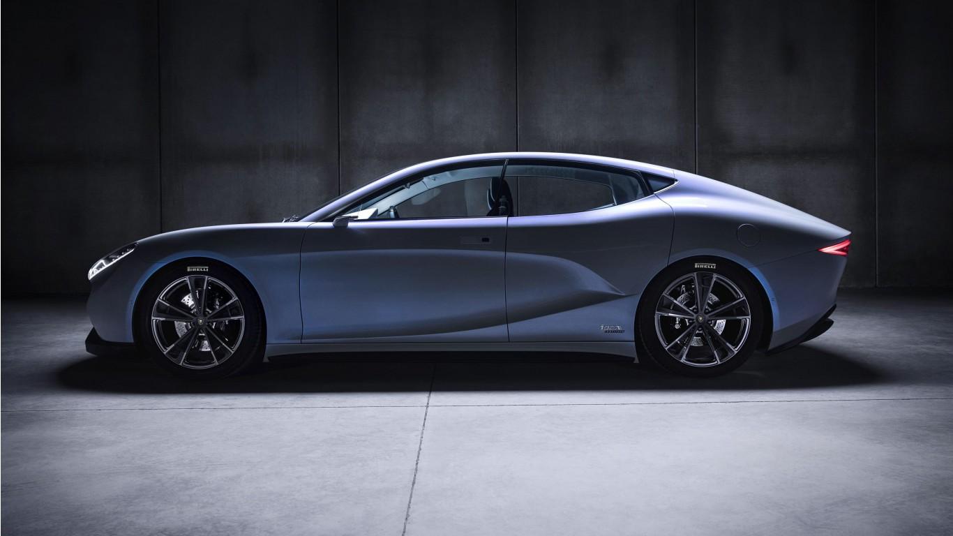 2018 LVCHI Venere Electric Concept Car Wallpaper | HD Car ...