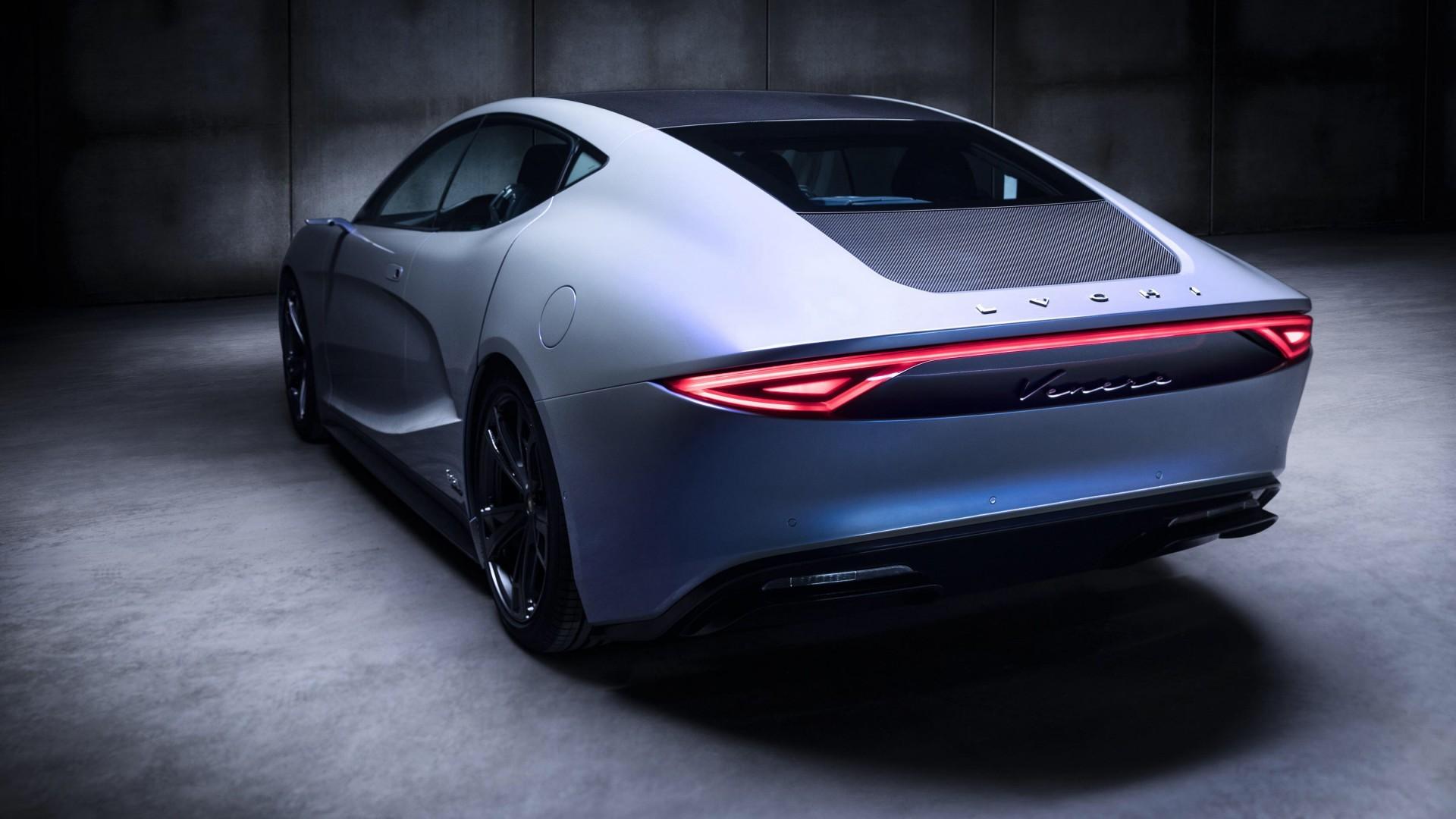 2018 LVCHI Venere Electric Concept Car 2 Wallpaper | HD ...