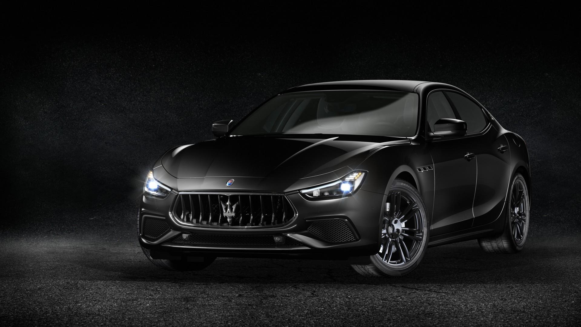 Maserati Ghibli Q4 >> 2018 Maserati Ghibli S Q4 Nerissimo 4K Wallpaper | HD Car Wallpapers | ID #9792