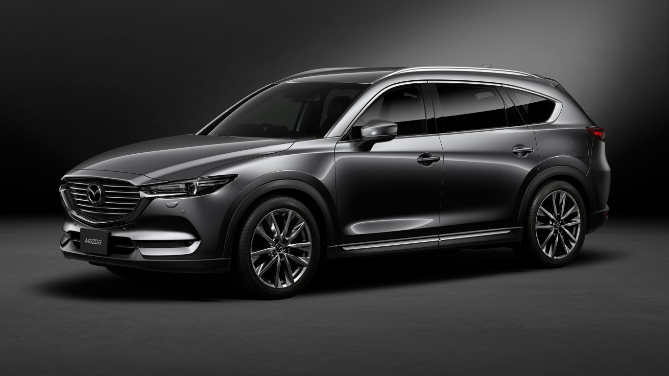 7 Seater Suv 2017 >> 2018 Mazda CX 8 Custom Wallpaper | HD Car Wallpapers | ID #9283