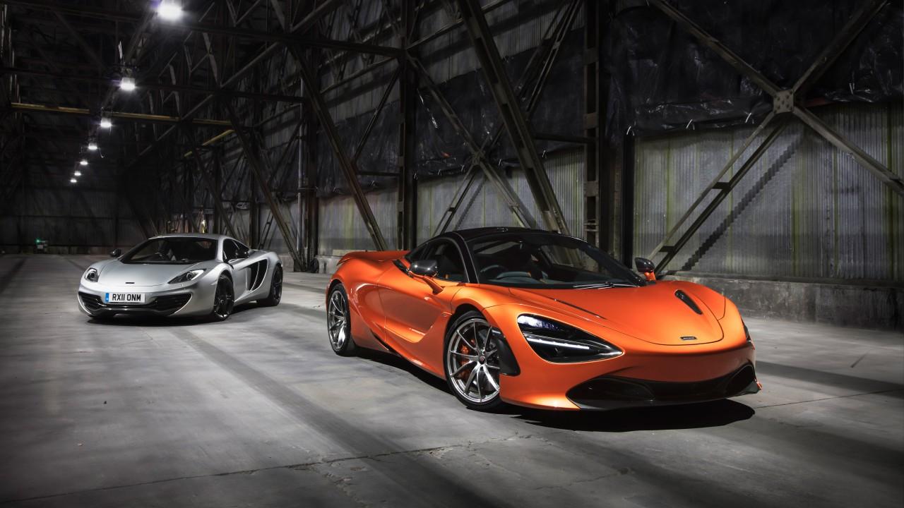 2018 McLaren 720S 4K 8K Wallpaper | HD Car Wallpapers | ID ...