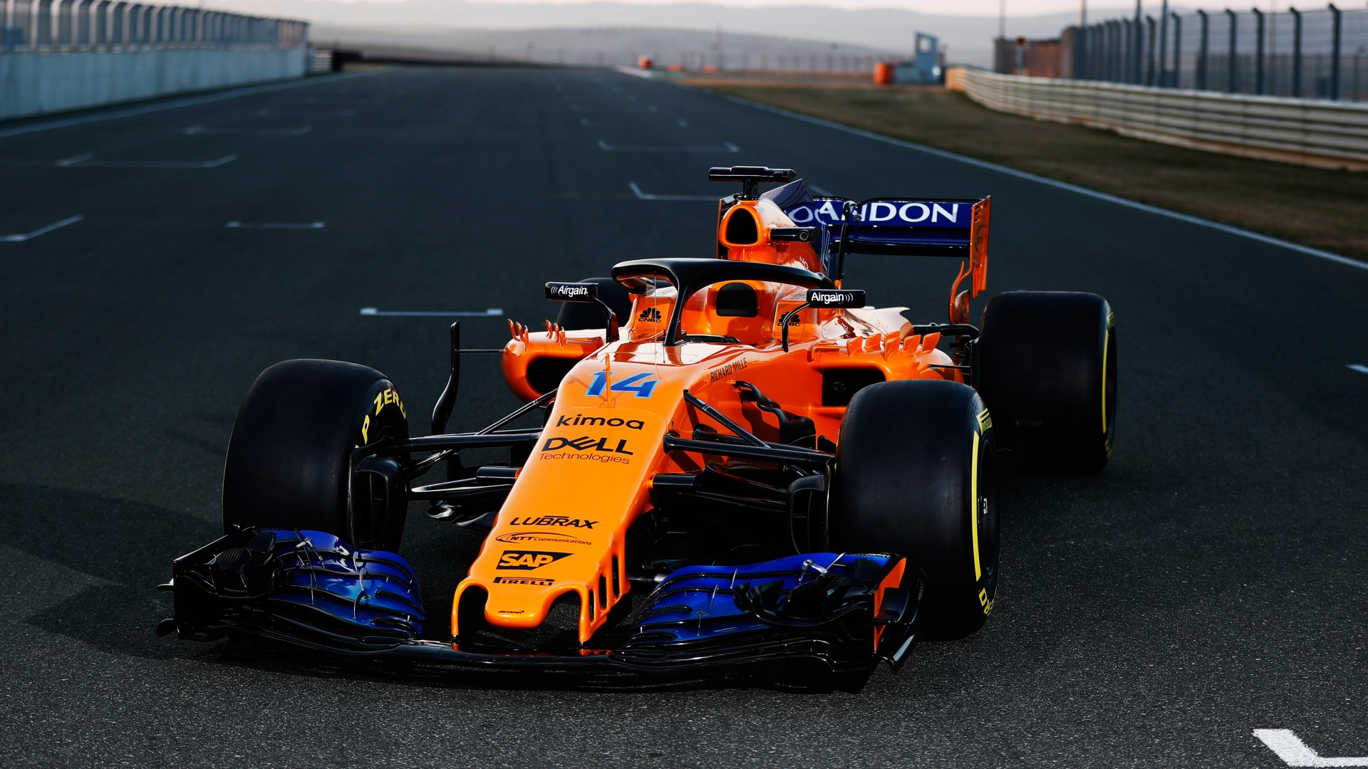 2018 McLaren MCL33 F1 Fomula 1 Car 4K Wallpaper | HD Car ...