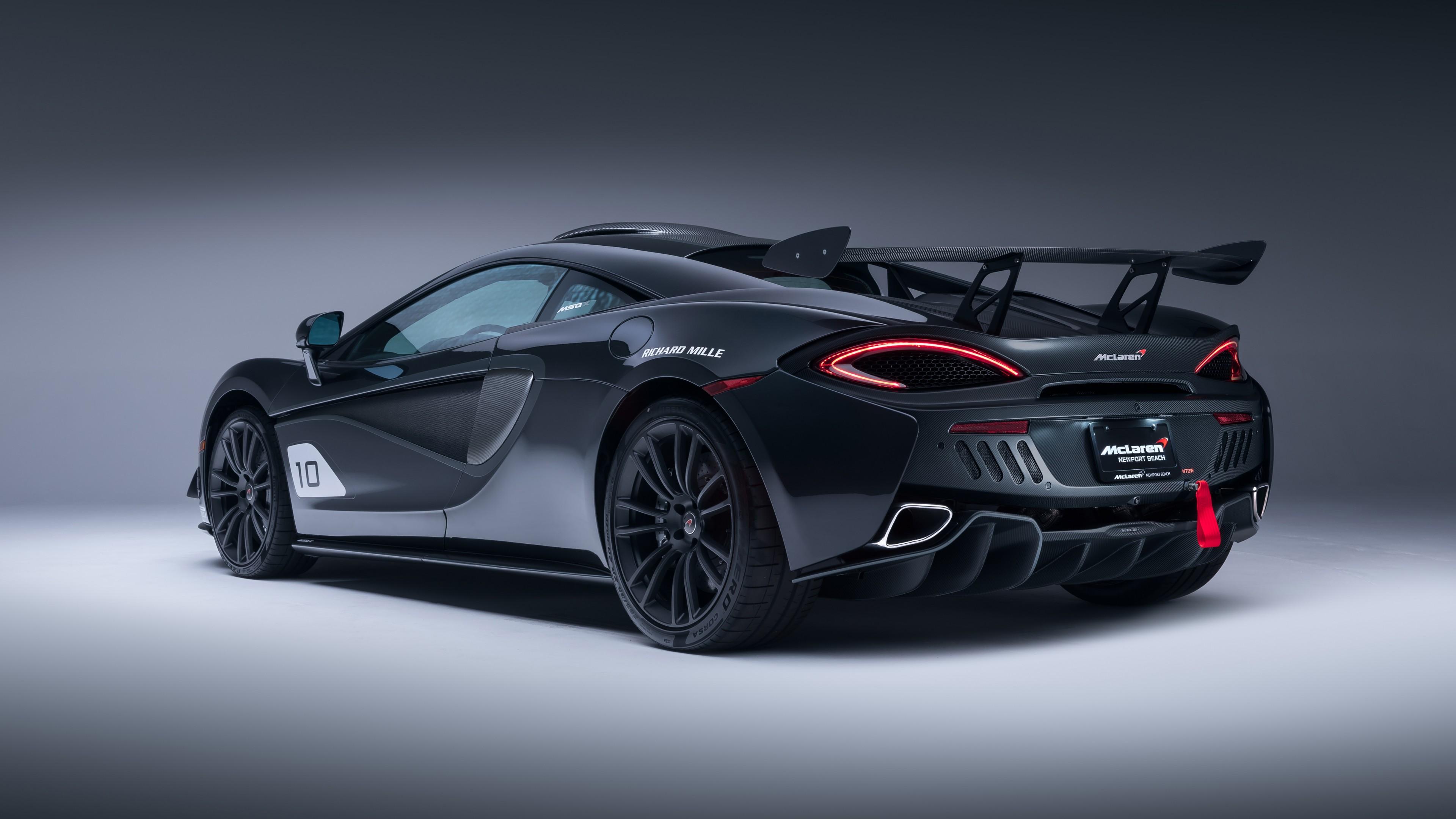2018 McLaren MSO 10 Grey Black 5K 5 Wallpaper | HD Car ...